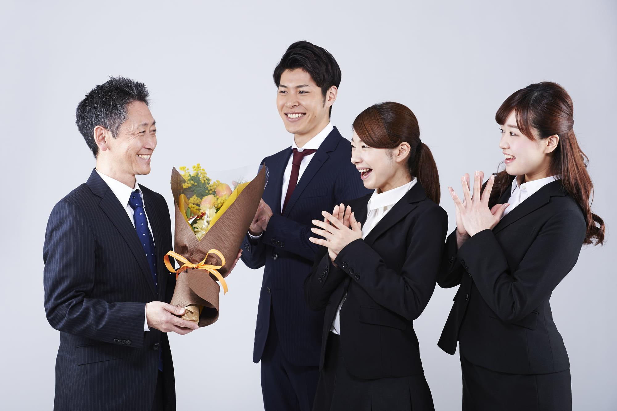 派遣-円満に退職する男性派遣社員