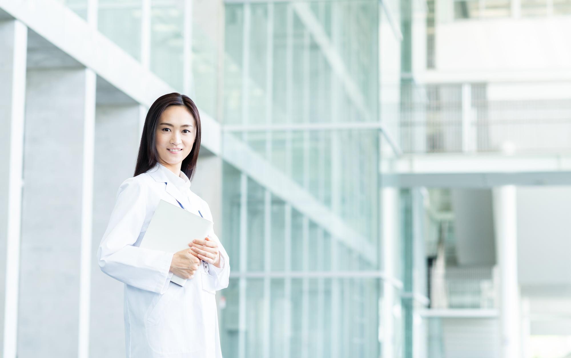 派遣-研究開発系の女性派遣社員