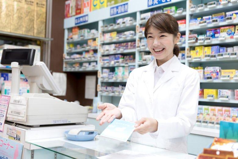 派遣-薬剤師の女性派遣社員