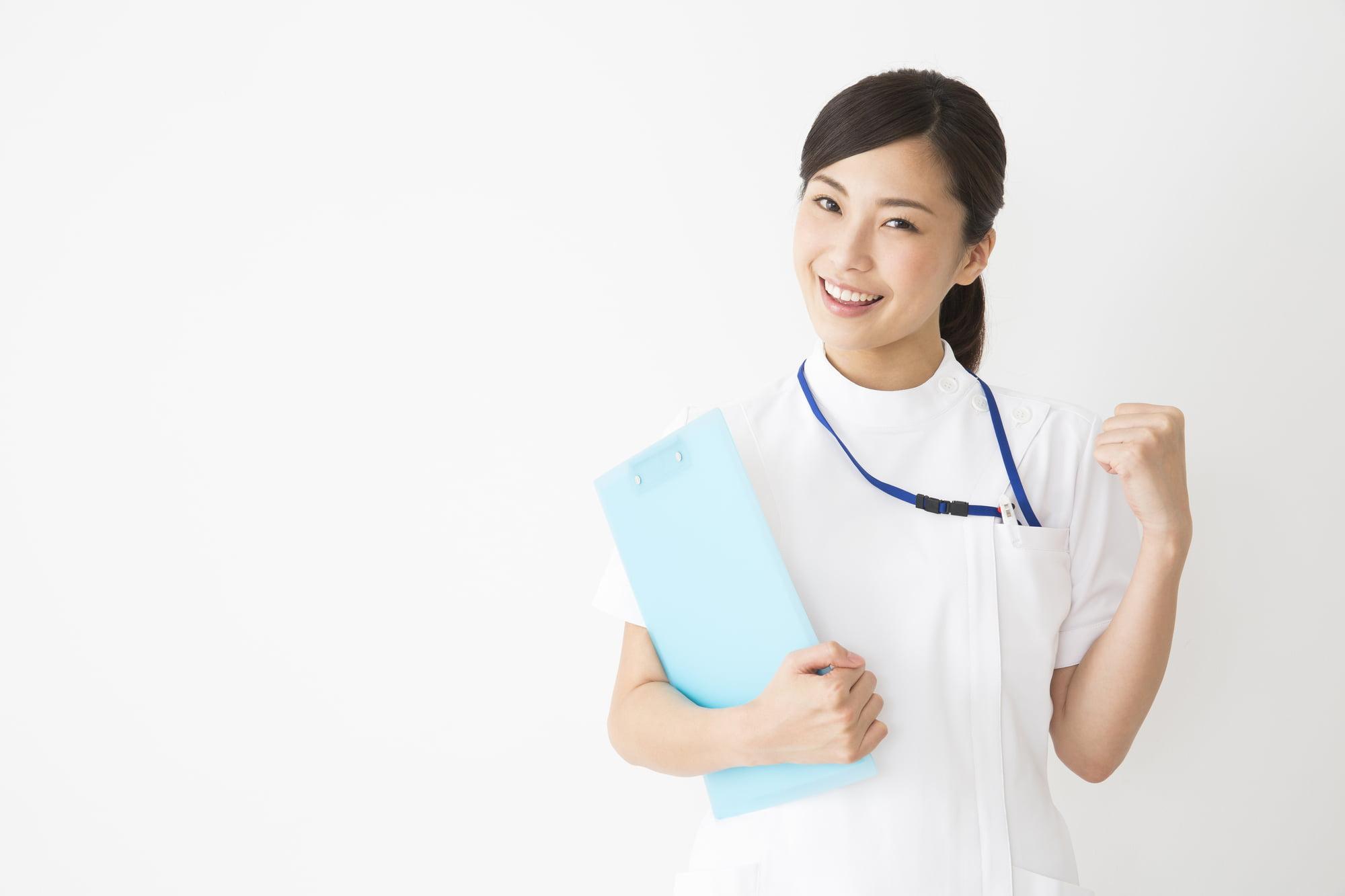 派遣-元気な女性派遣看護師