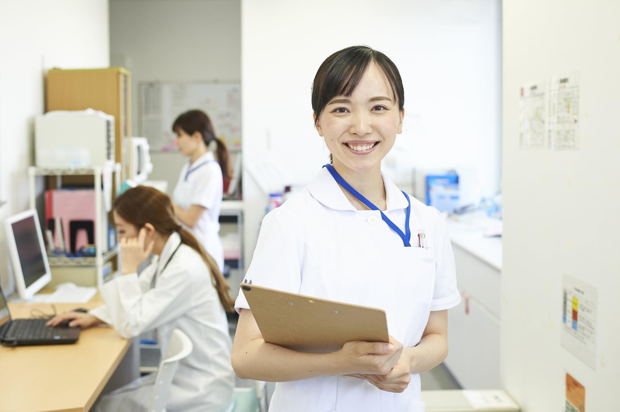 派遣-健康診断で利用される病院