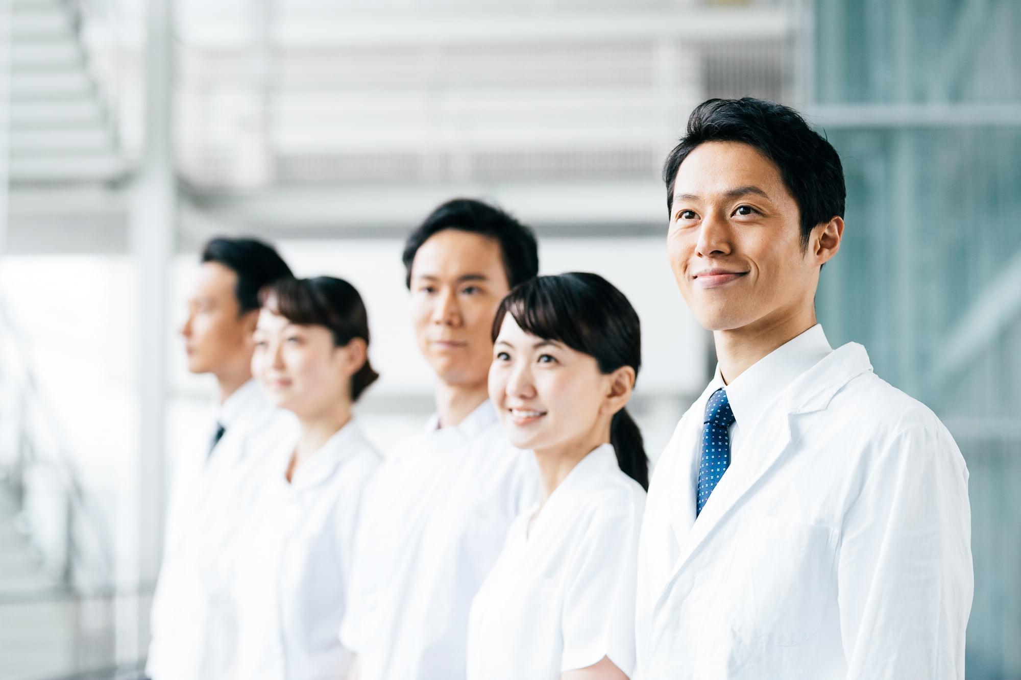 1.総合人材-看護師の男女