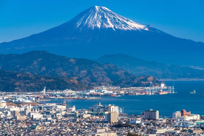 静岡 風景