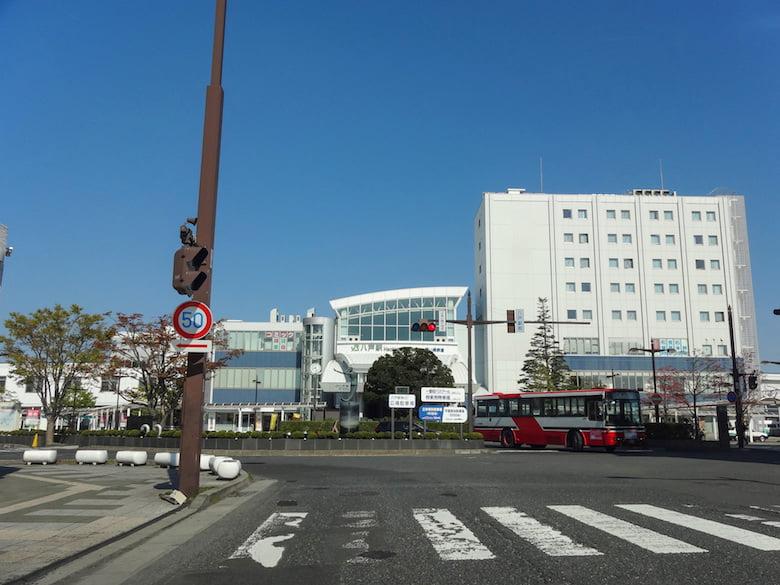 青森県八戸市の風景
