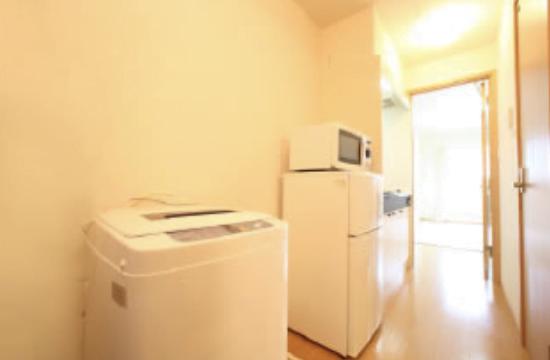 日研トータルソーシングの寮の内装