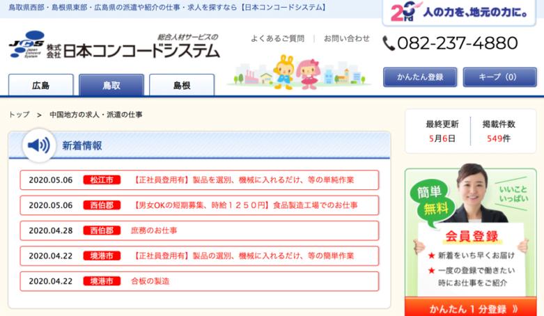 日本コンコードシステム