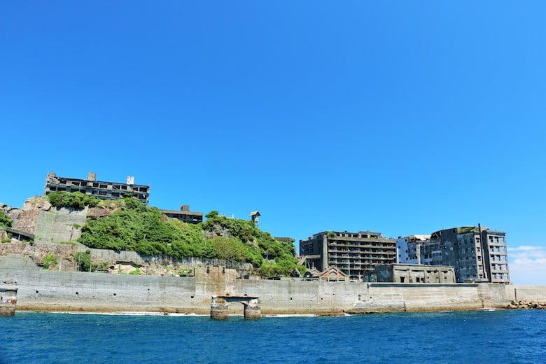 長崎県の軍艦島