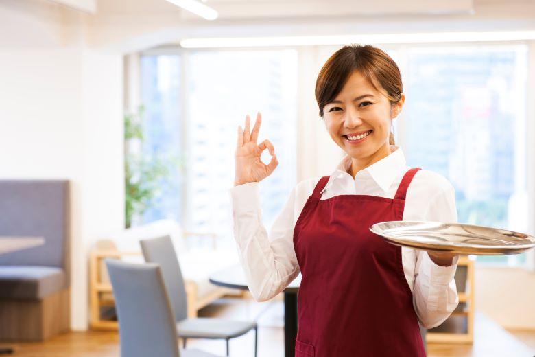 派遣-飲食の女性派遣社員