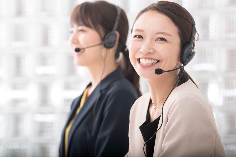 派遣-コールセンターの女性派遣社員