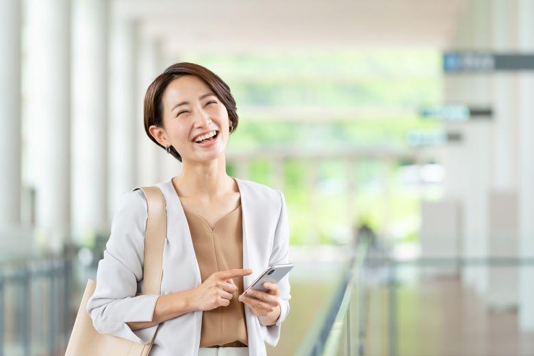 派遣-女性,笑顔,甲府市