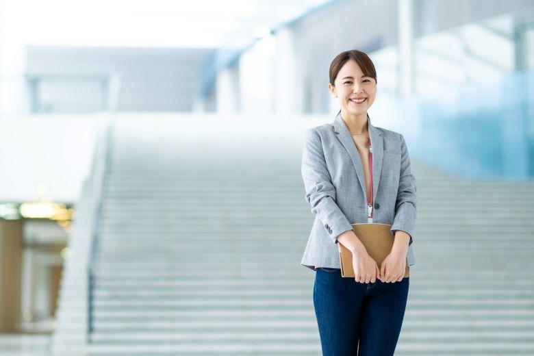 徳島県の女性派遣社員