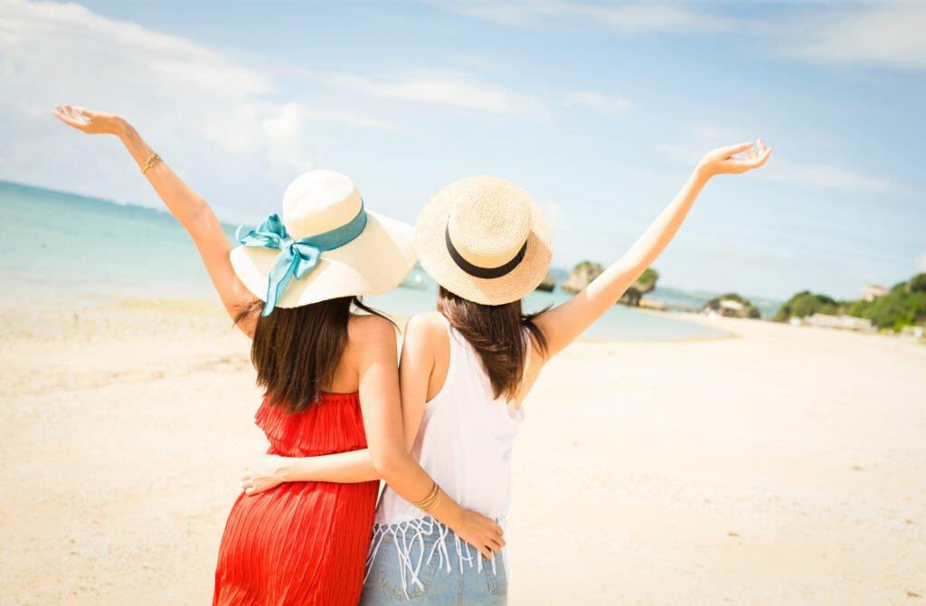 派遣-長期休暇を取る女性たち