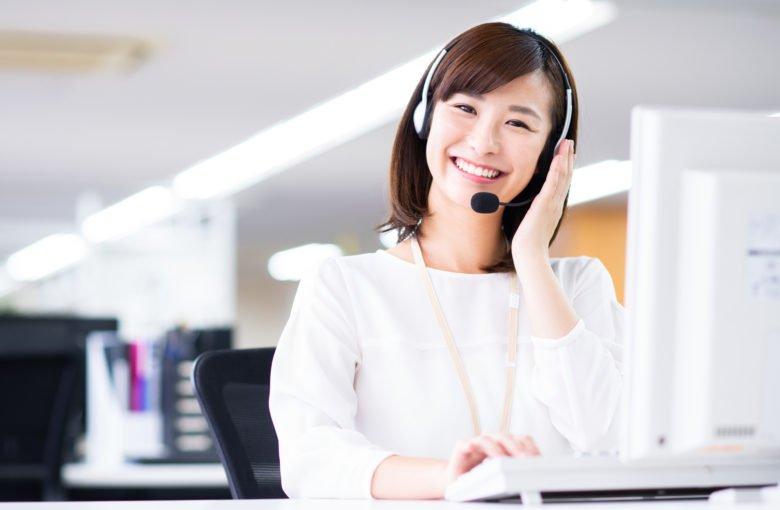 派遣-コールセンター-女性